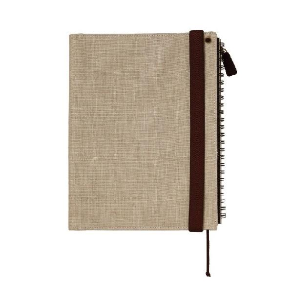 キングジム ノートカバー アンティーク A6 1冊収納 1872 (sb)【メール便送料無料】