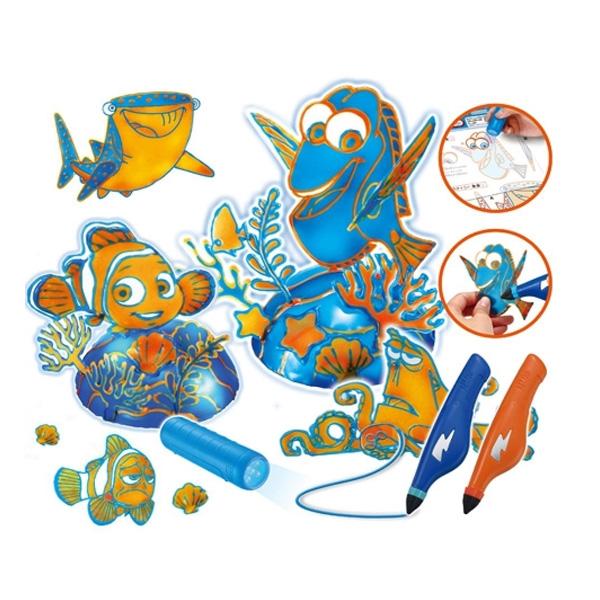 メガハウス 3Dドリームアーツペン ファインディング・ドリーセット (sb)【送料無料】