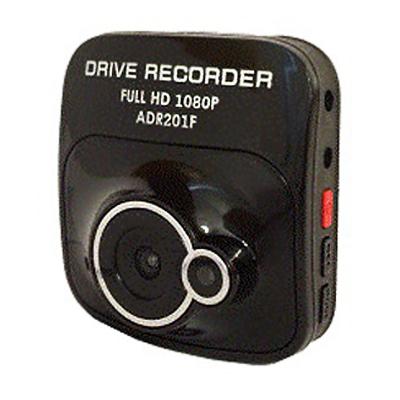 しっかり記録!フルHDドライブレコーダー