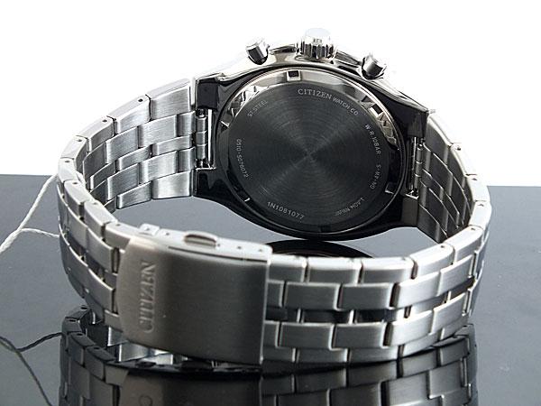 シチズン CITIZEN コラムデイト 腕時計 メンズ AN3450-50L 【送料無料】 クロノグラフ