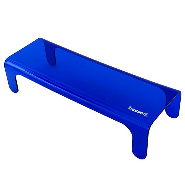 bessed ビセッド ねこぽちキーボードカバー テモトスケルキーボード ブルー BEH-03 (sb)【送料無料】