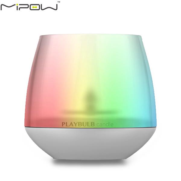 MiPow PLAY BULB LEDキャンドル 色・光スマホ調節機能 BTL300 (sb)【送料無料】