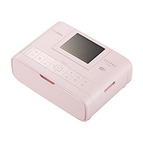 Canon Wi-Fi接続コンパクトフォトプリンター SELPHYセルフィー ピンク CP1300PK (sb) 【送料無料】