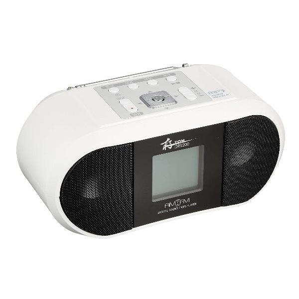 BESETO ラジオレコーダー デジタルラジオバンクZII DRS-200 (sb)【送料無料】