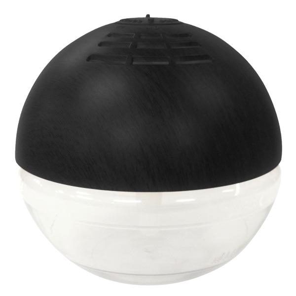 空気清浄機 Air Freshener エアフレッシュナー ウッドクラフト Lサイズ ブラック DW1011 (sb)【花粉症対策】【送料無料】