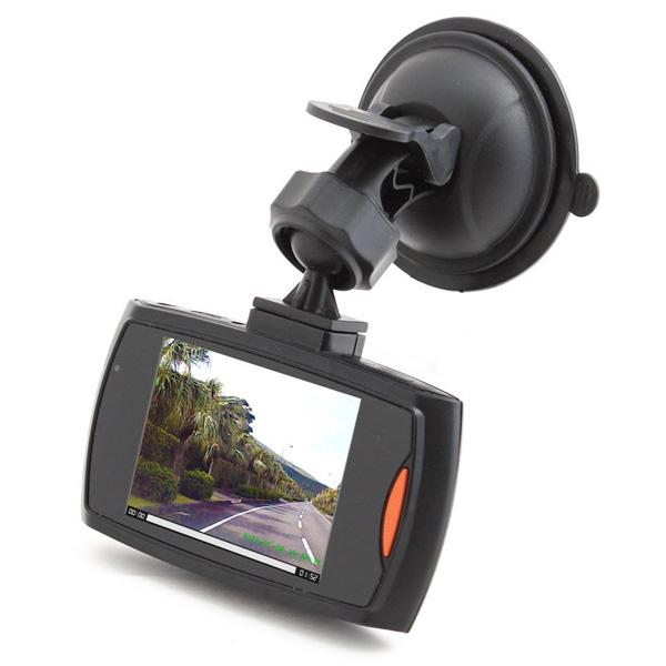 DIXIA ダブルカメラ搭載HDドライブレコーダー フロント+リアカメラ2機セット DX-HDR100RC (sb)【送料無料】