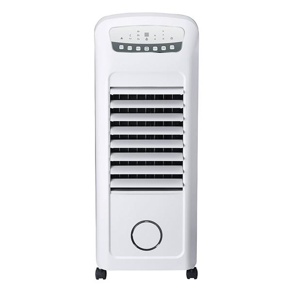 スリーアップ 加湿機能付き 温冷風扇 ヒート&クール