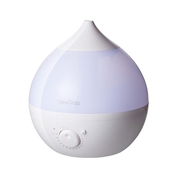 スリーアップ アロマ加湿器 デュードロップS ホワイト HFT-1615WH (sb)【送料無料】