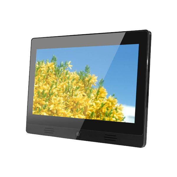 KEIAN 7インチ サイネージモニター デジタルフォトフレーム MiniHDMI入力端子搭載 KDS07HR (sb)【送料無料】