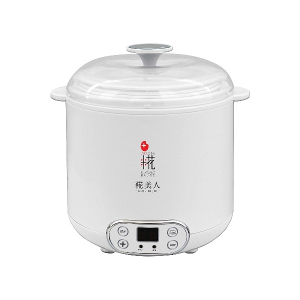 マルコメ プラス糀 甘酒メーカー 糀美人 MP101 (sb) 【送料無料】