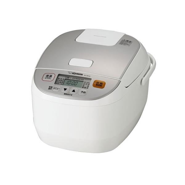 象印 マイコン炊飯ジャー 1升炊き ホワイト NL-DA18-WA (sb) 【送料無料】
