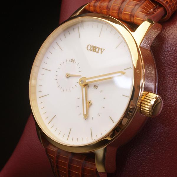 OXXIV オキシブ メンズ腕時計 自動巻き OXV-XX10-GL (sb)【送料無料】【処分セール】