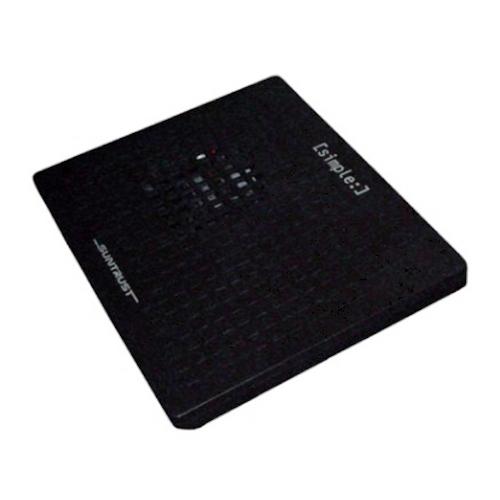 NetBook用 静音冷却ファン ブラック