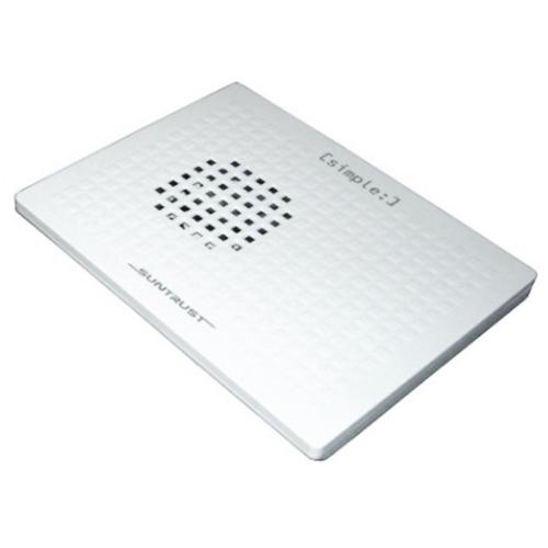 NetBook用 静音冷却ファン ホワイト