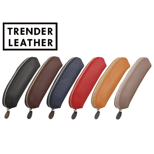 PILOT  TRENDER LEATHER08<br>ペンケースA