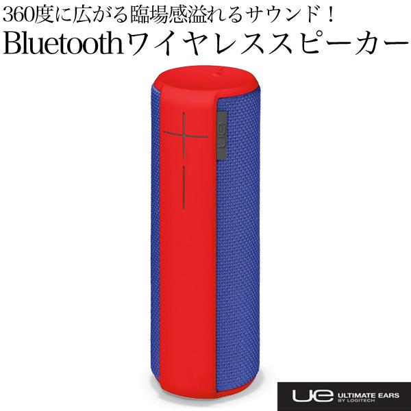 ロジクール アルティメットイヤーズ UE BOOM Bluetoothスピーカー スーパーヒーロー WS700EB (sb)【送料無料】