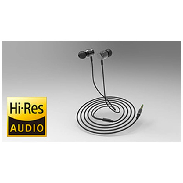 RWC X-RIDE カナル型 ハイレゾ音源対応ステレオイヤホン ブラック X1-BK (sb)【送料無料】
