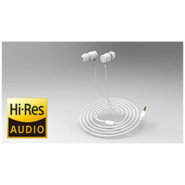 RWC X-RIDE カナル型 ハイレゾ音源対応ステレオイヤホン ホワイト X1-WH (sb)【送料無料】