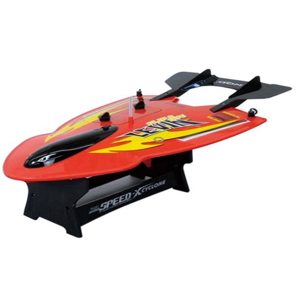 潜水機能搭載超ハイスピードRCボート Levin レビン レッド (sb)【送料無料】